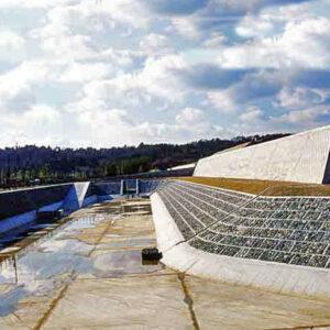 びわこ文化公園南東地区調整池等設置工事