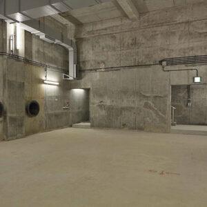 琵琶湖湖南中部浄化センター建設工事その51