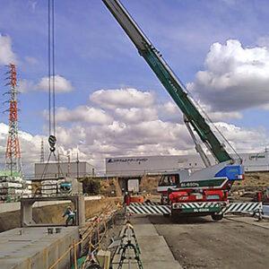 葉山川3-8号雨水幹線整備その2工事