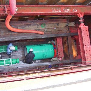 平成22年度 第4号 琵琶湖流域下水道愛東東幹線苅間2工区管渠工事