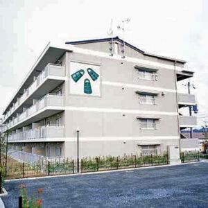 上屋県営住宅