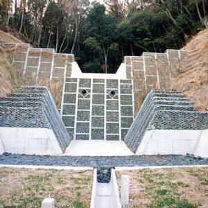 平成14年度 第1010-2・5-2号 中野1号地区急傾斜地崩壊対策工事