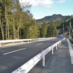平成20年度 第B1-3号 南土山甲賀線(第三工区)道路改築工事