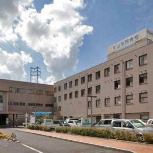 守山市民病院別館改修