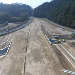 大津能登川長浜線道路整備工事