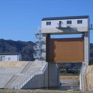 新居排水門築造工事