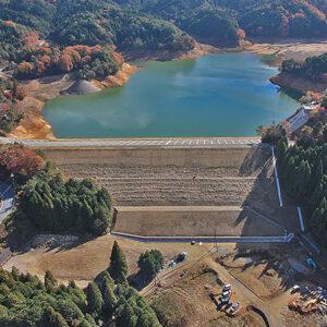 平成21年度 第1号 大原貯水池地区堤体改修工事