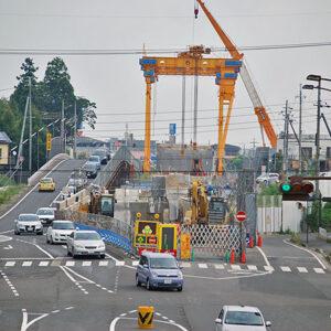 平成19年度 第4号 大津湖南幹線緊急地方道路工事