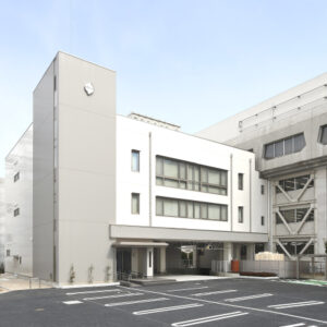 栗東市危機管理センター
