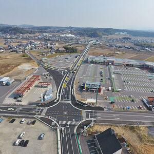 平成28年度 第3-10号 葛木竜法師線都市計画街路工事