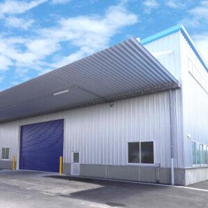 積水化学工業 VL管製品倉庫