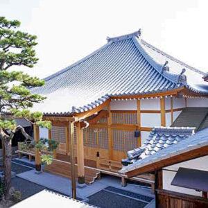 専徳寺改築工事