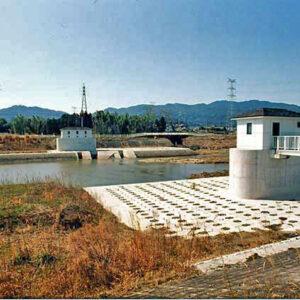 平成13年度 第K6-10・K6-35号 杣川広域河川改修工事