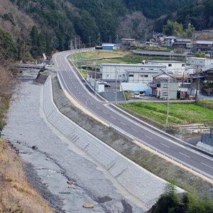 平成30年度 第S101-05号 宇治田原大石東線補助道路整備工事